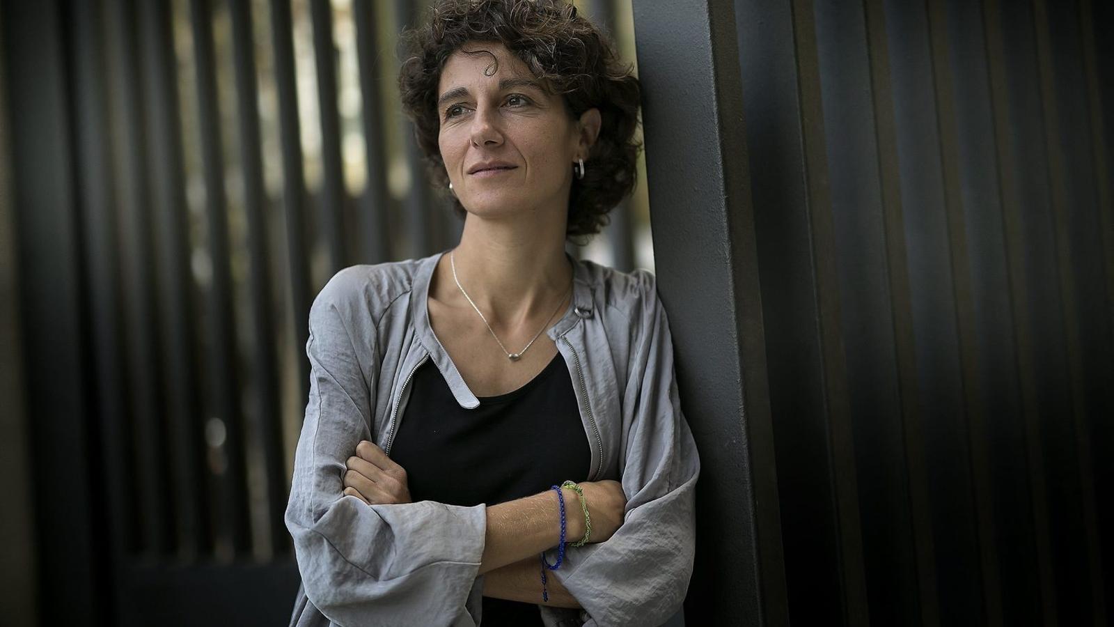 La filòsofa Marina Garcés