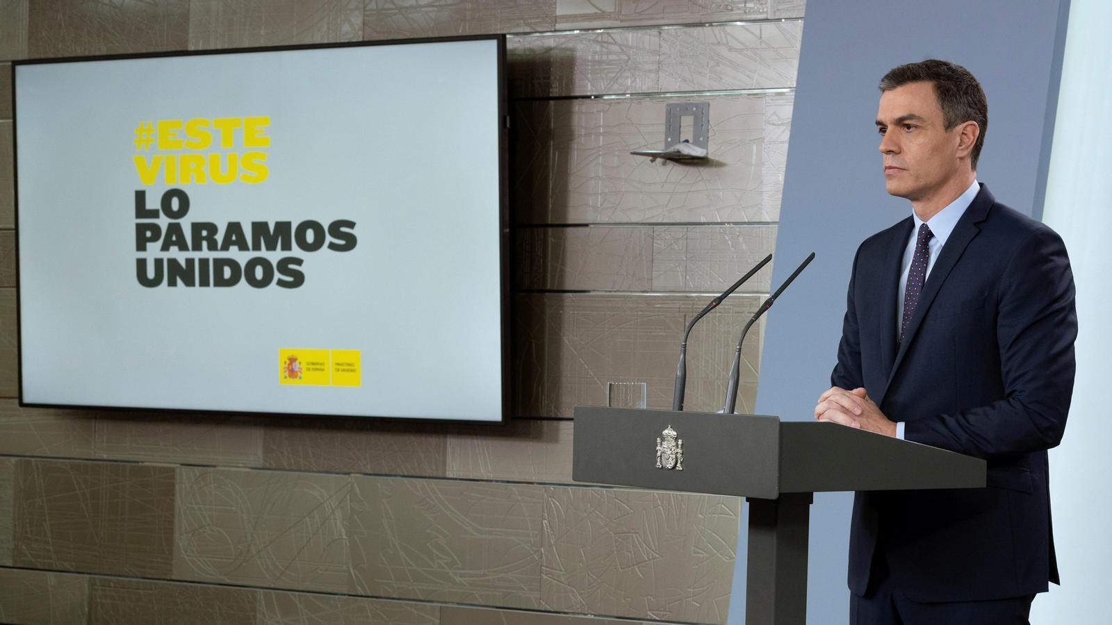 23 morts a Catalunya només avui, i Sánchez anuncia un pla de 200.000 milions: les claus del vespre amb Antoni Bassas (17/03/2020)