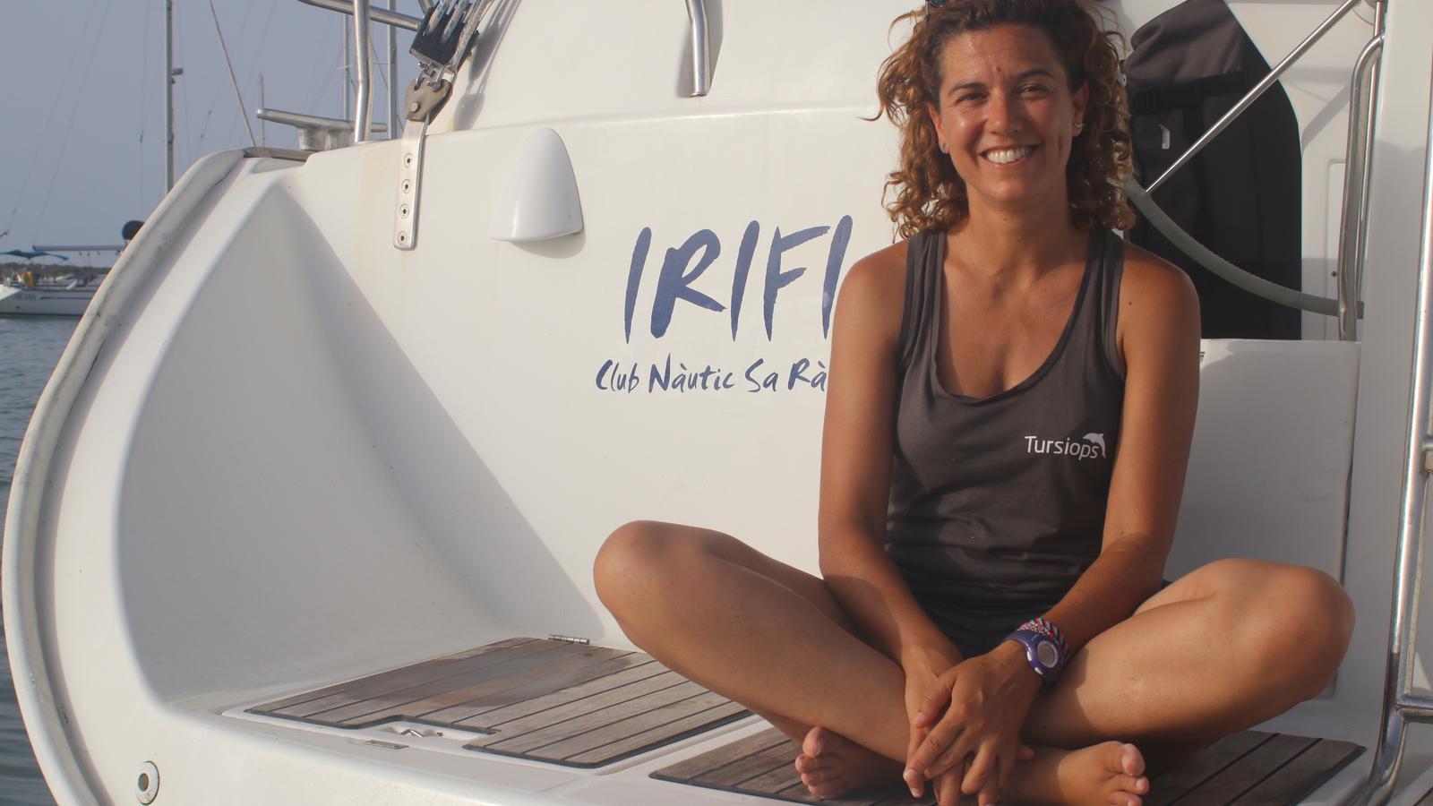 """Marga Cerdà: """"No té sentit negar el canvi climàtic, la gent que diu aquestes coses necessita més cultura"""""""