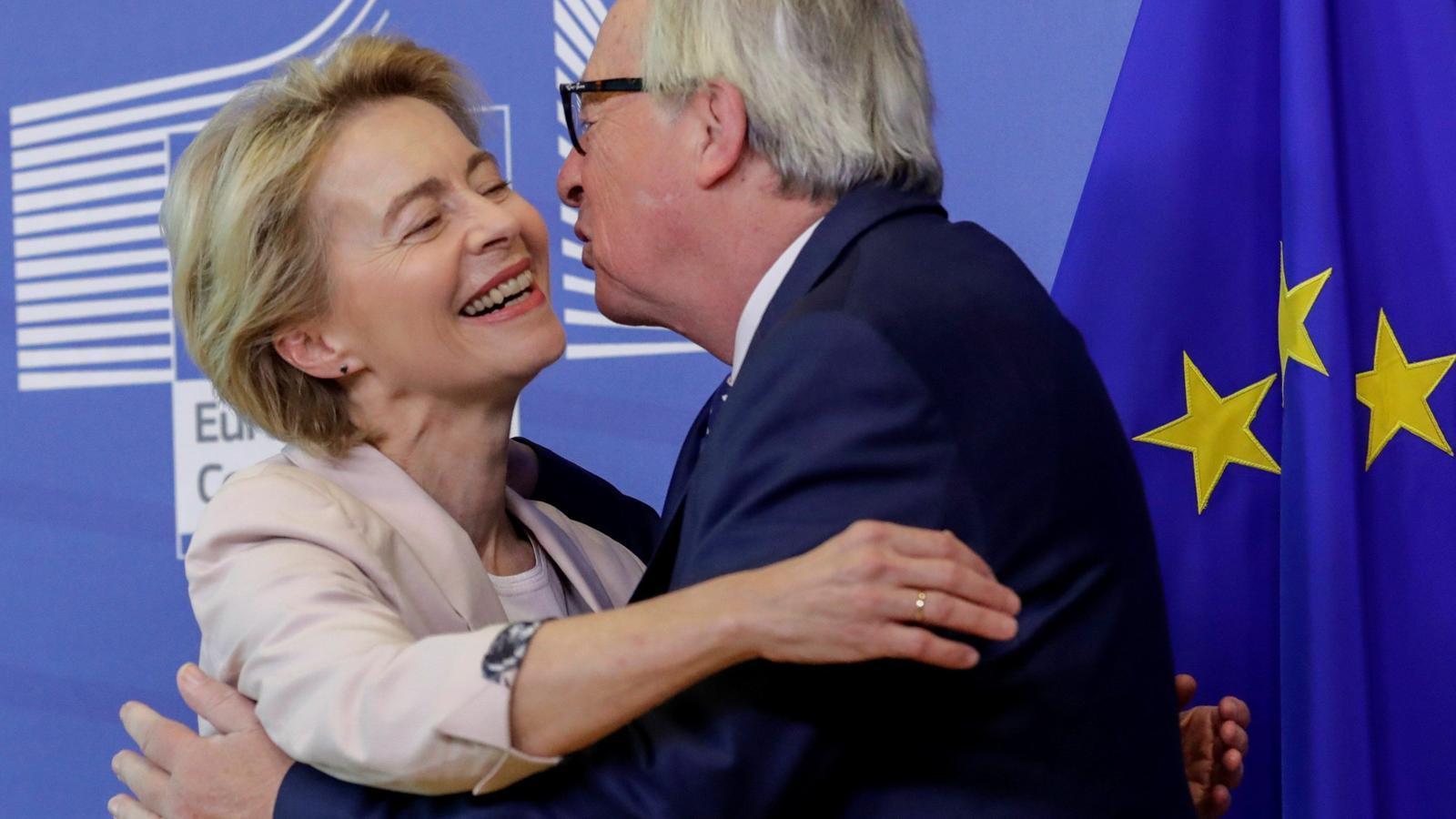 La candidata a substituir Juncker promet una Comissió Europea paritària
