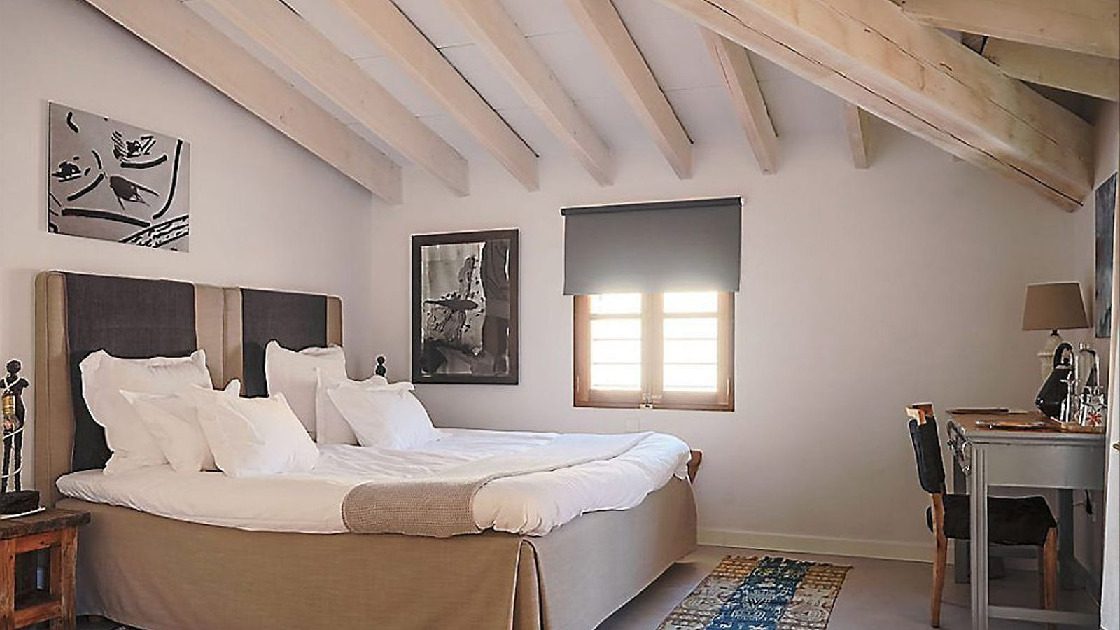 Un país per confinar-s'hi Hotel Ecocirer Més que un hotel  és un estil de vida