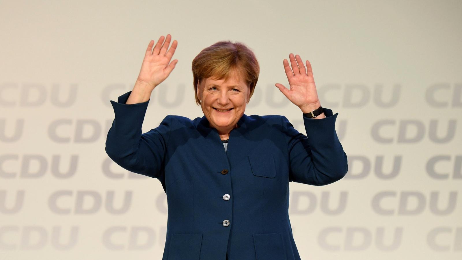 Merkel crida a la cohesió en el seu discurs de comiat de la CDU