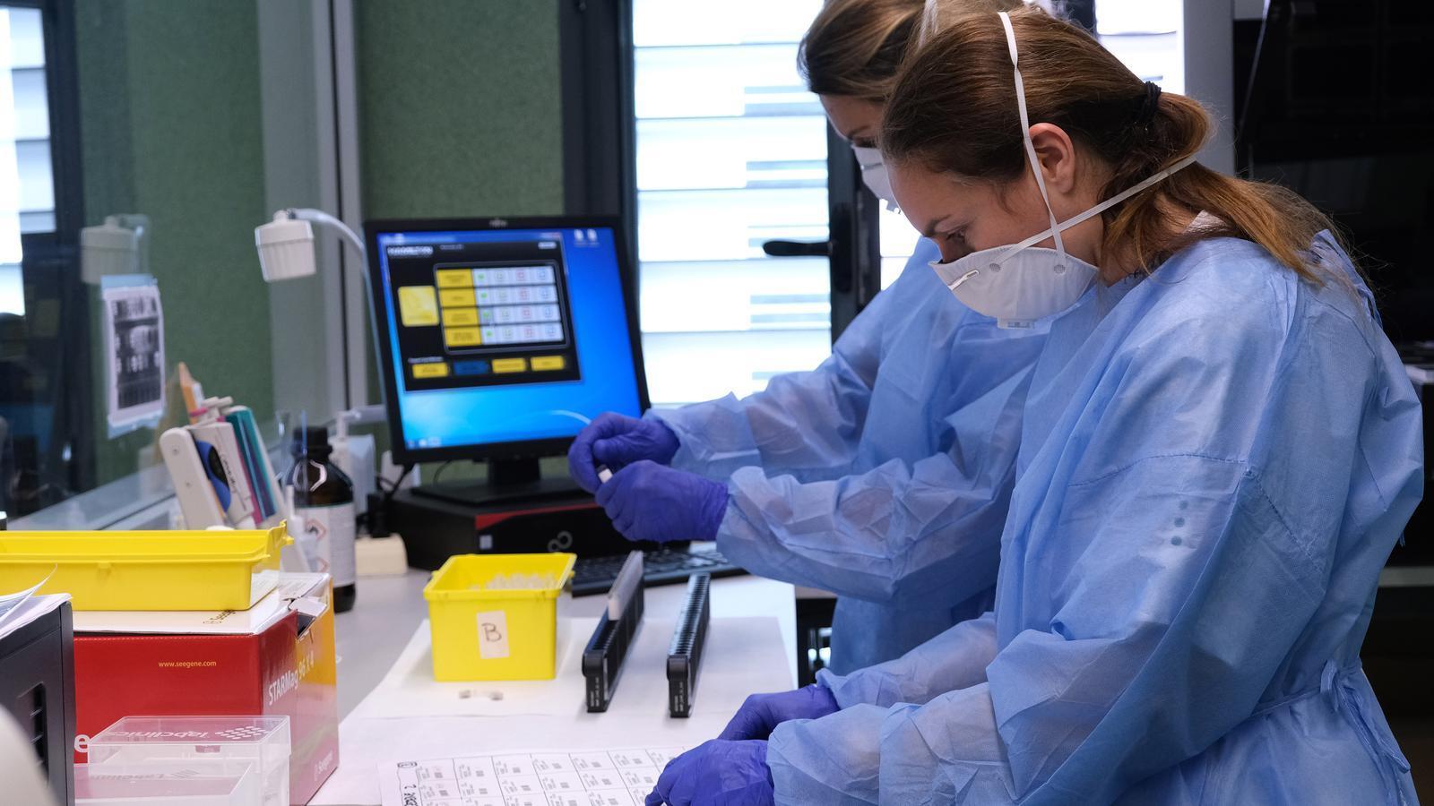 Laboratori de Microbiologia de Son Espases