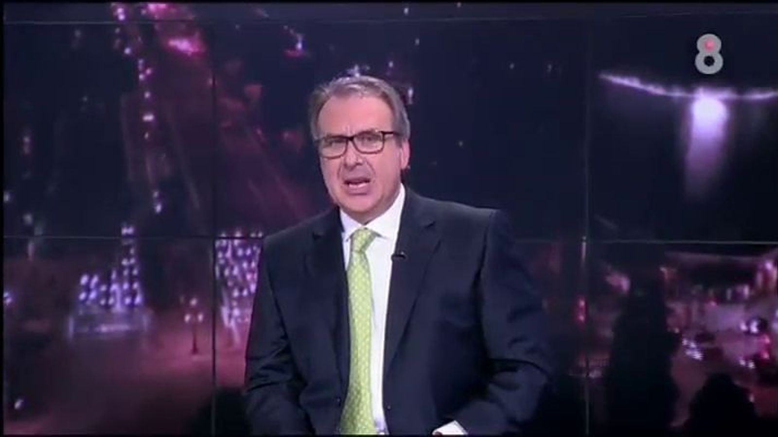 Josep Cuní lamenta que no s'hagi pogut celebrar el debat de 8TV