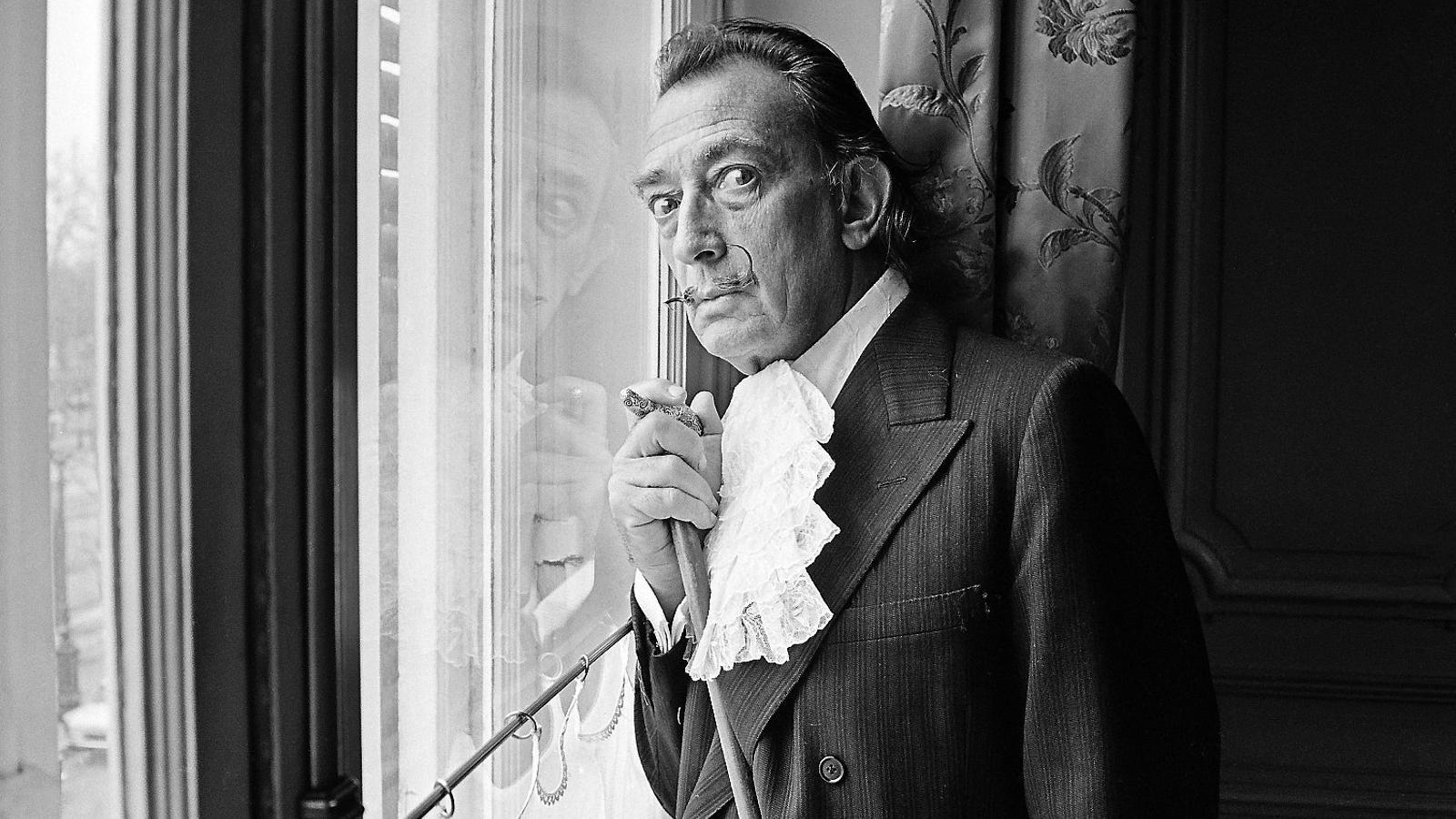 El pet de Dalí
