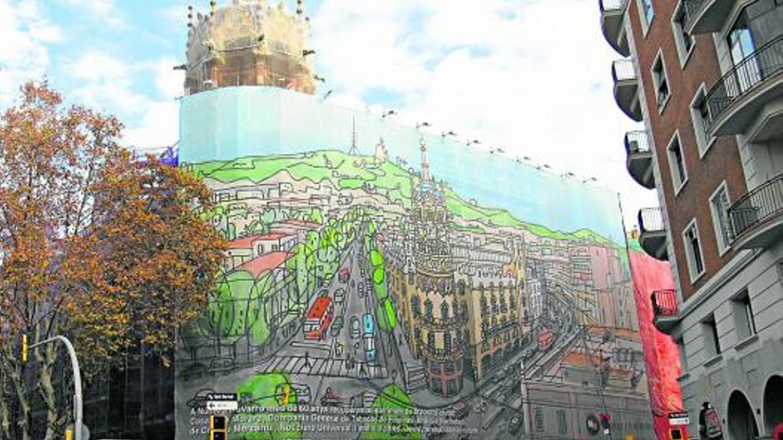 La rotonda elimina sagnier - Placa kennedy barcelona ...
