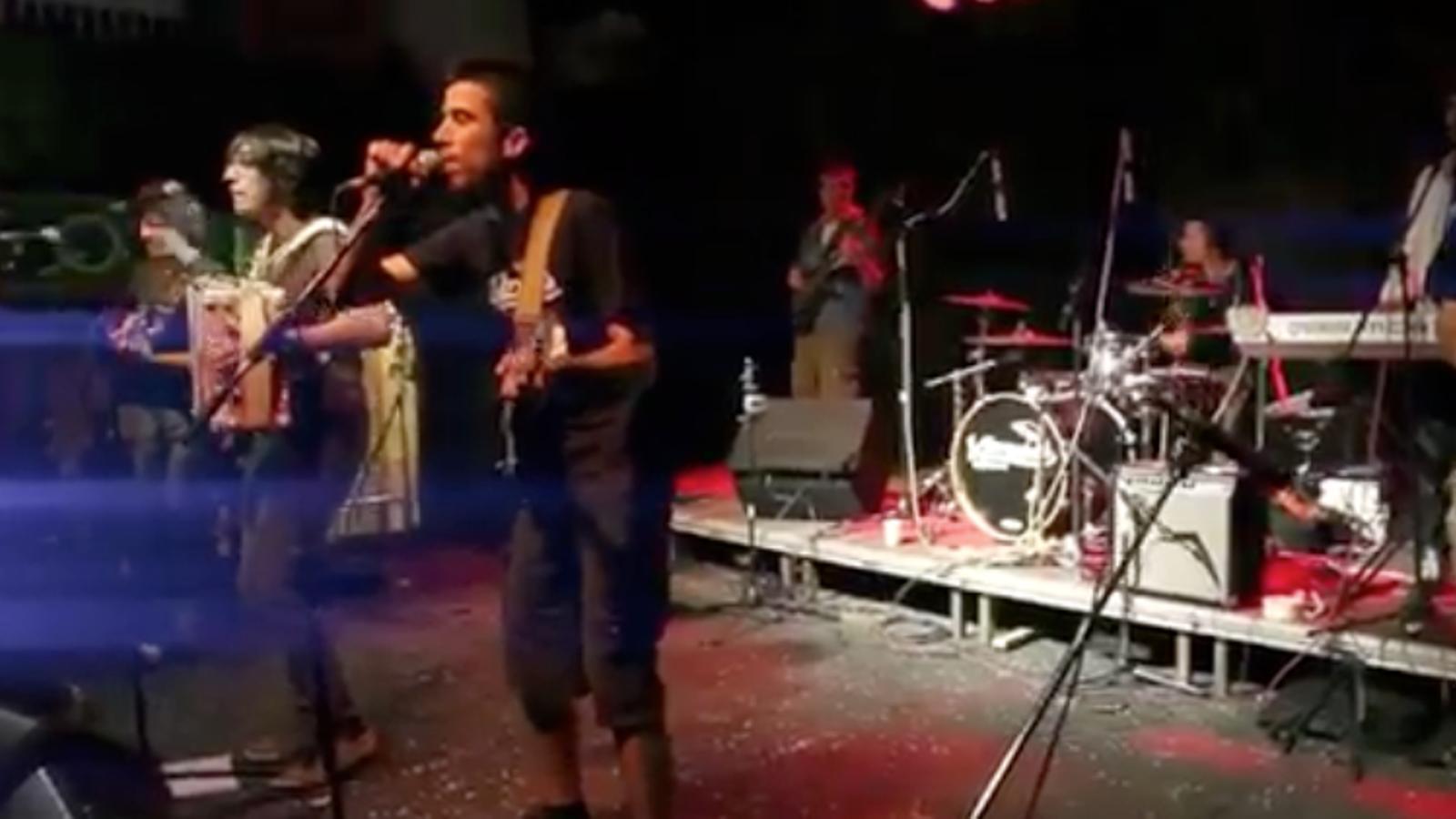 'Rumbero de metall', el nou videoclip de La Terrasseta de Preixens