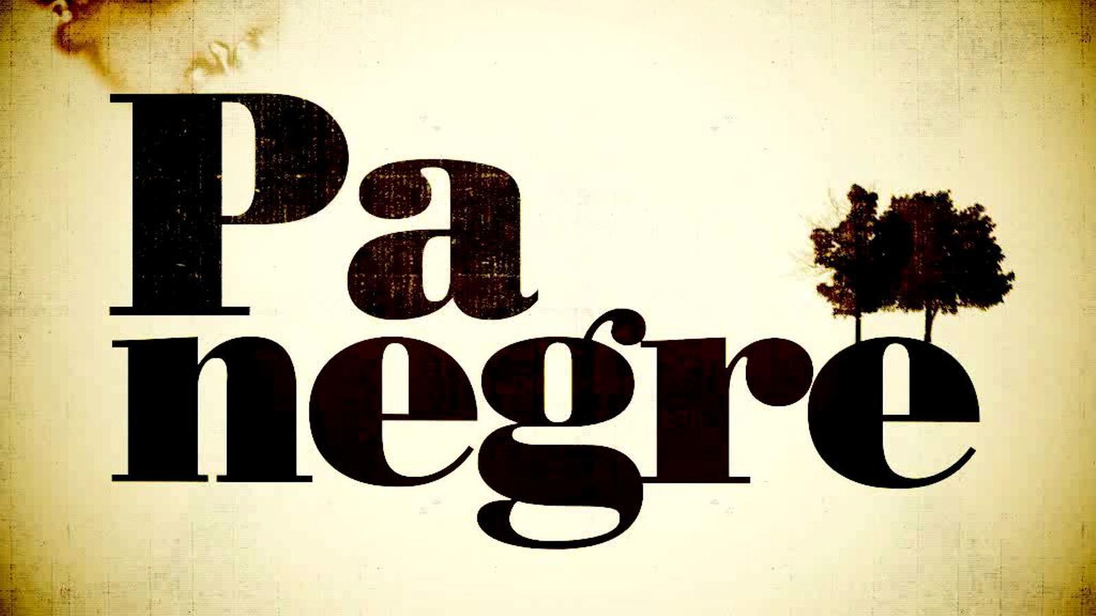 Aquest diumenge 'Pa negre' amb l'ARA