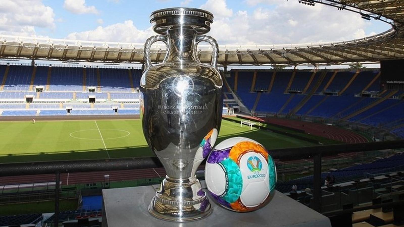 Ja estan definits els bombos per a l'Eurocopa del 2020
