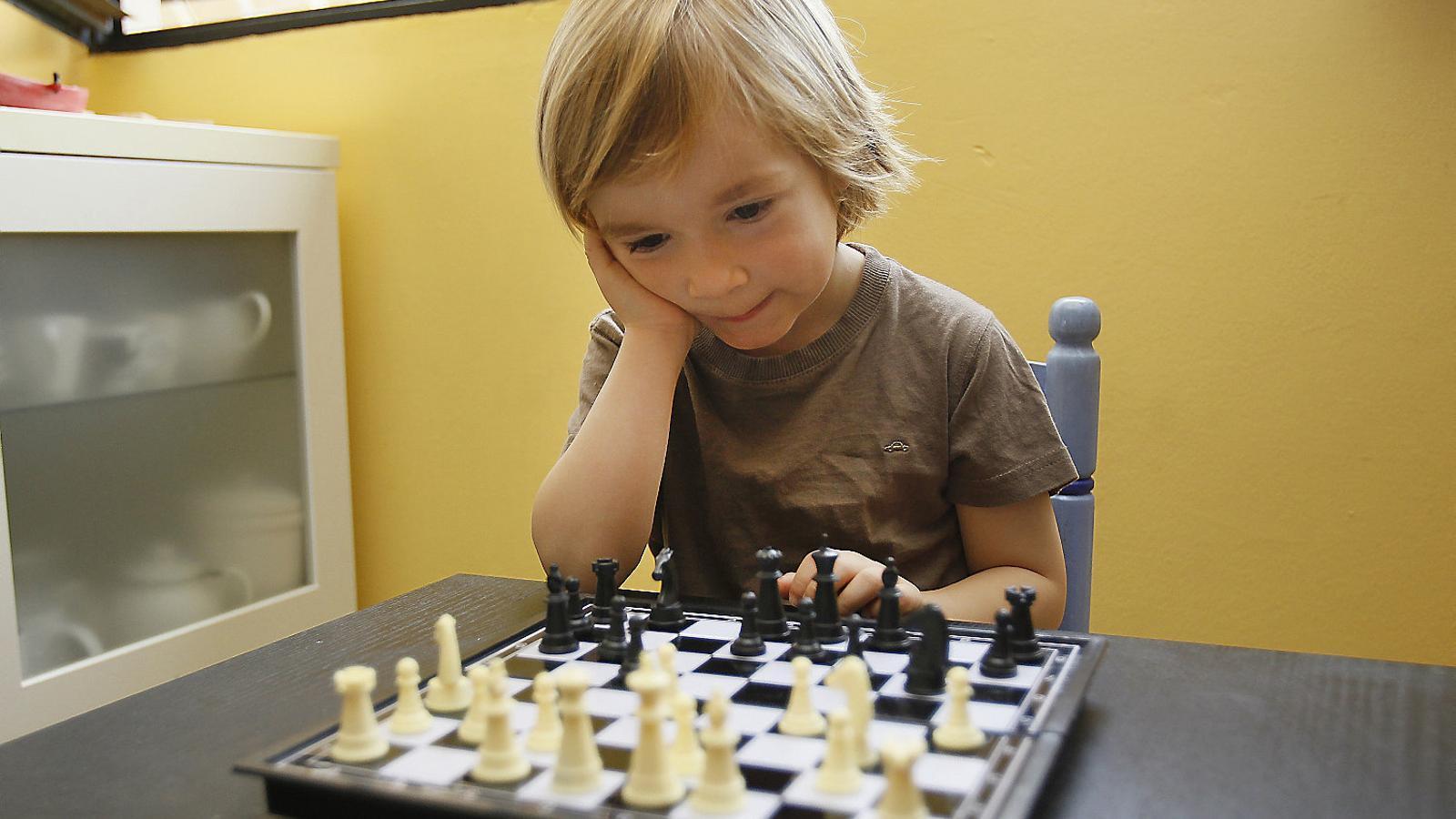 Decàleg de l'infant amb altes capacitats / ISAAC BUJ
