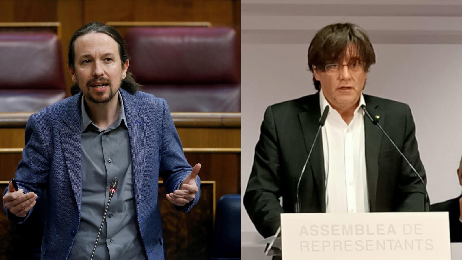 L'anàlisi d'Antoni Bassas: 'Iglesias i la comparació de Puigdemont'