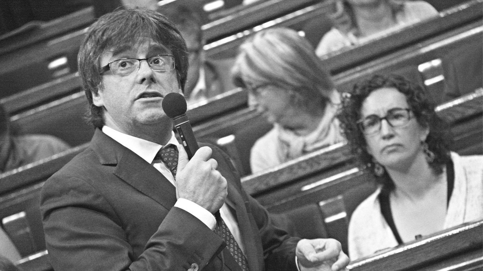 L'anàlisi d'Antoni Bassas: 'Pacte d'investidura de Puigdemont i pacte de legislatura'