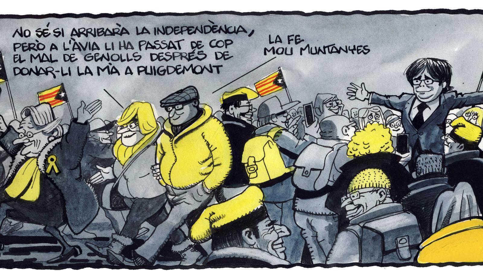 'A la contra', per Ferreres 29/02/2020