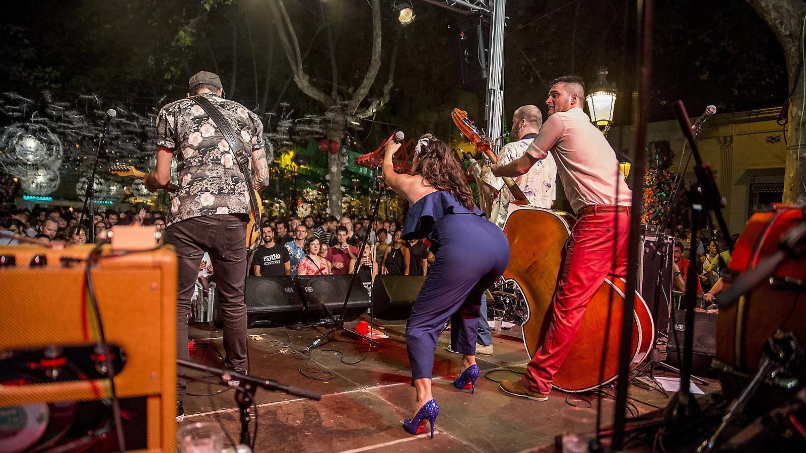 Gràcia  Un festival a cada carrer