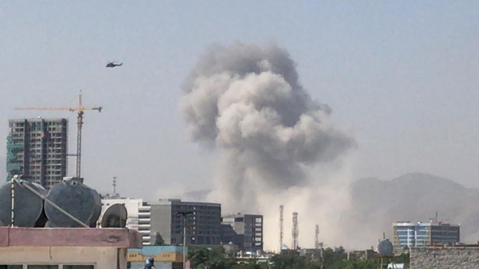 Almenys 40 morts en un atac a un museu i una cadena de televisió de Kabul