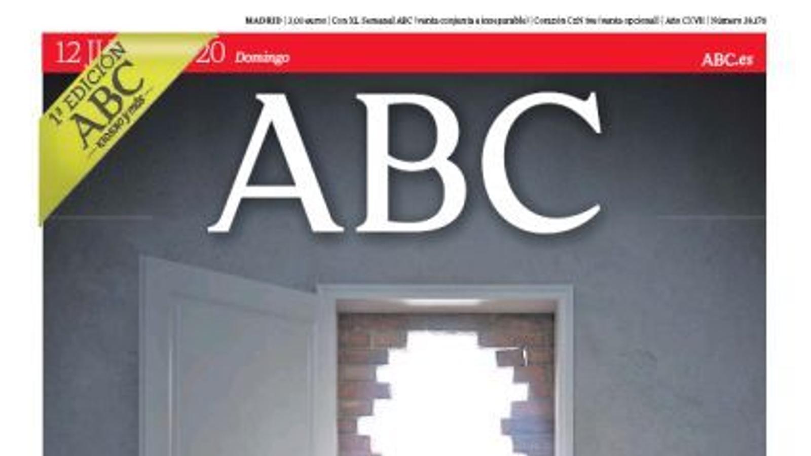 portada abc 12/07/20
