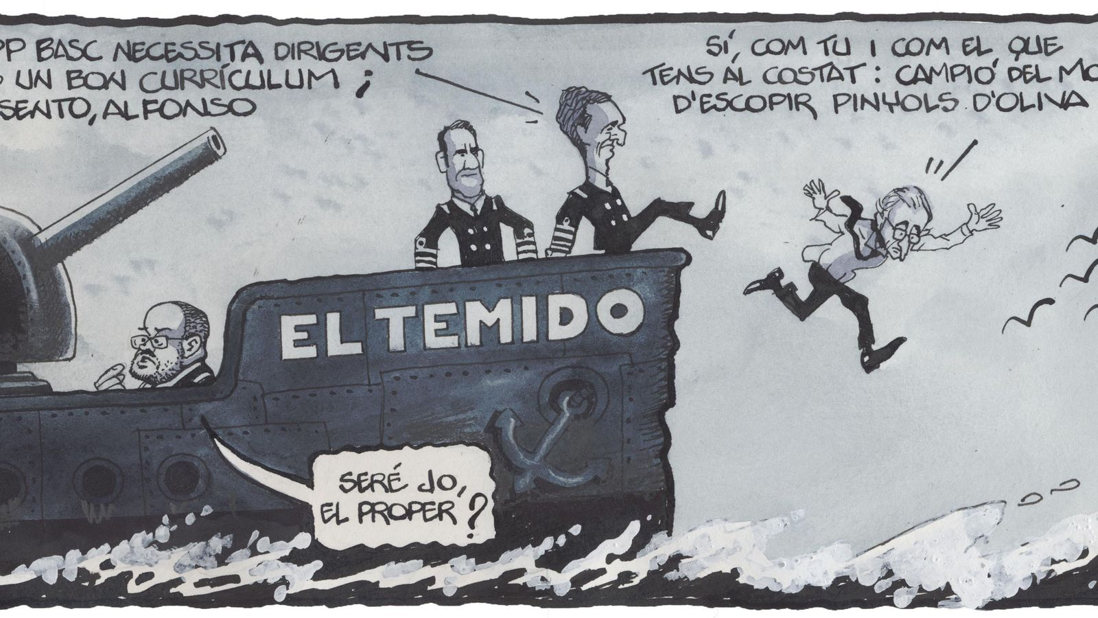 'A la contra', per Ferreres 25/02/2020