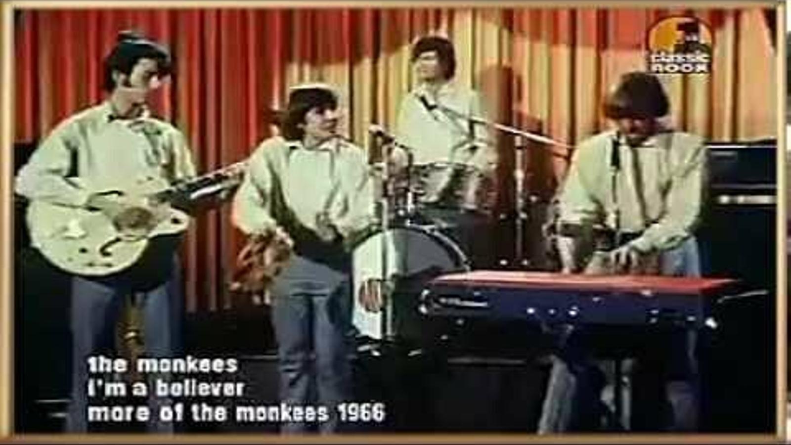 'I'm a believer' de The Monkees