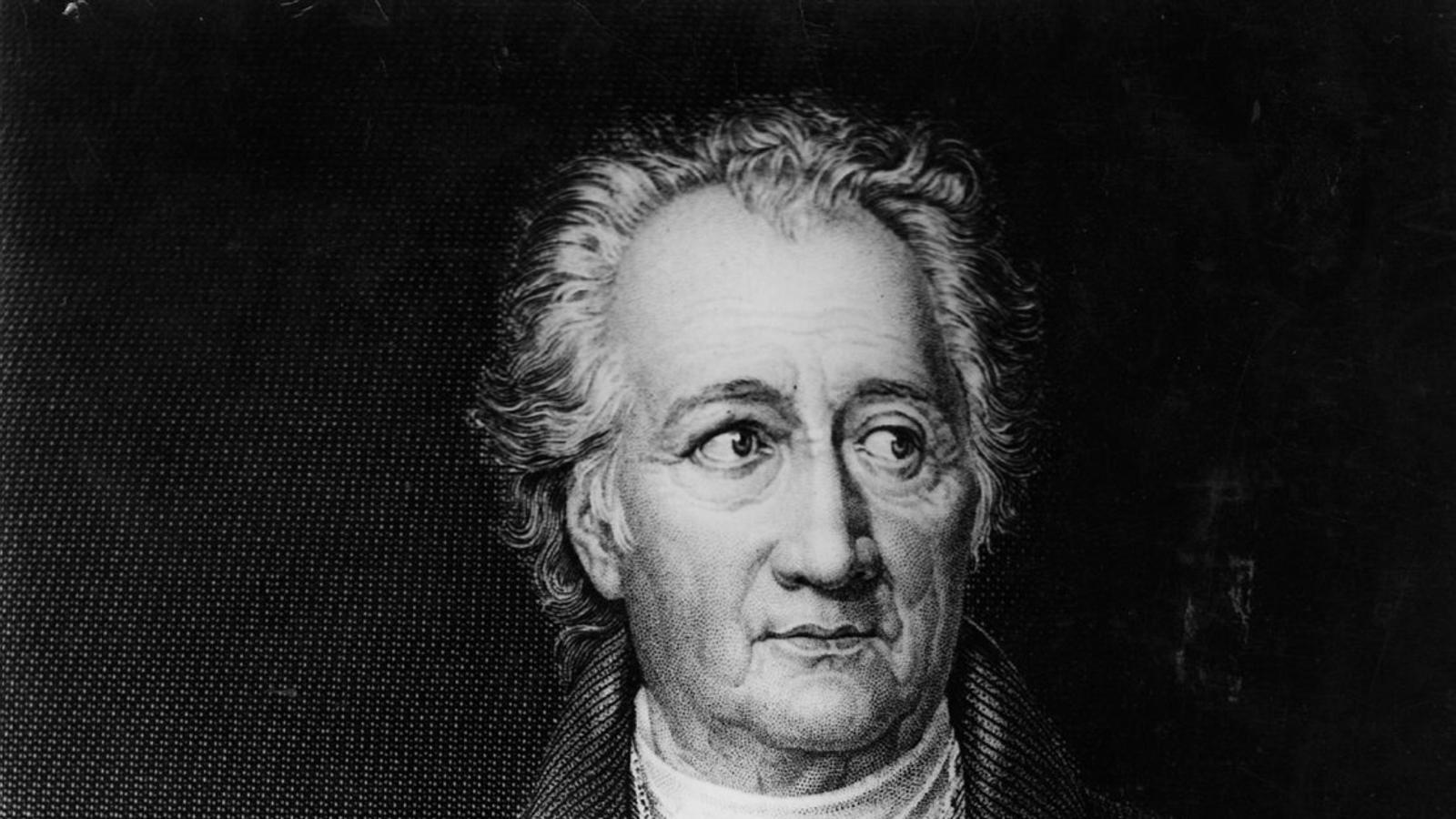 Goethe contra el sinistre duc d'Alba