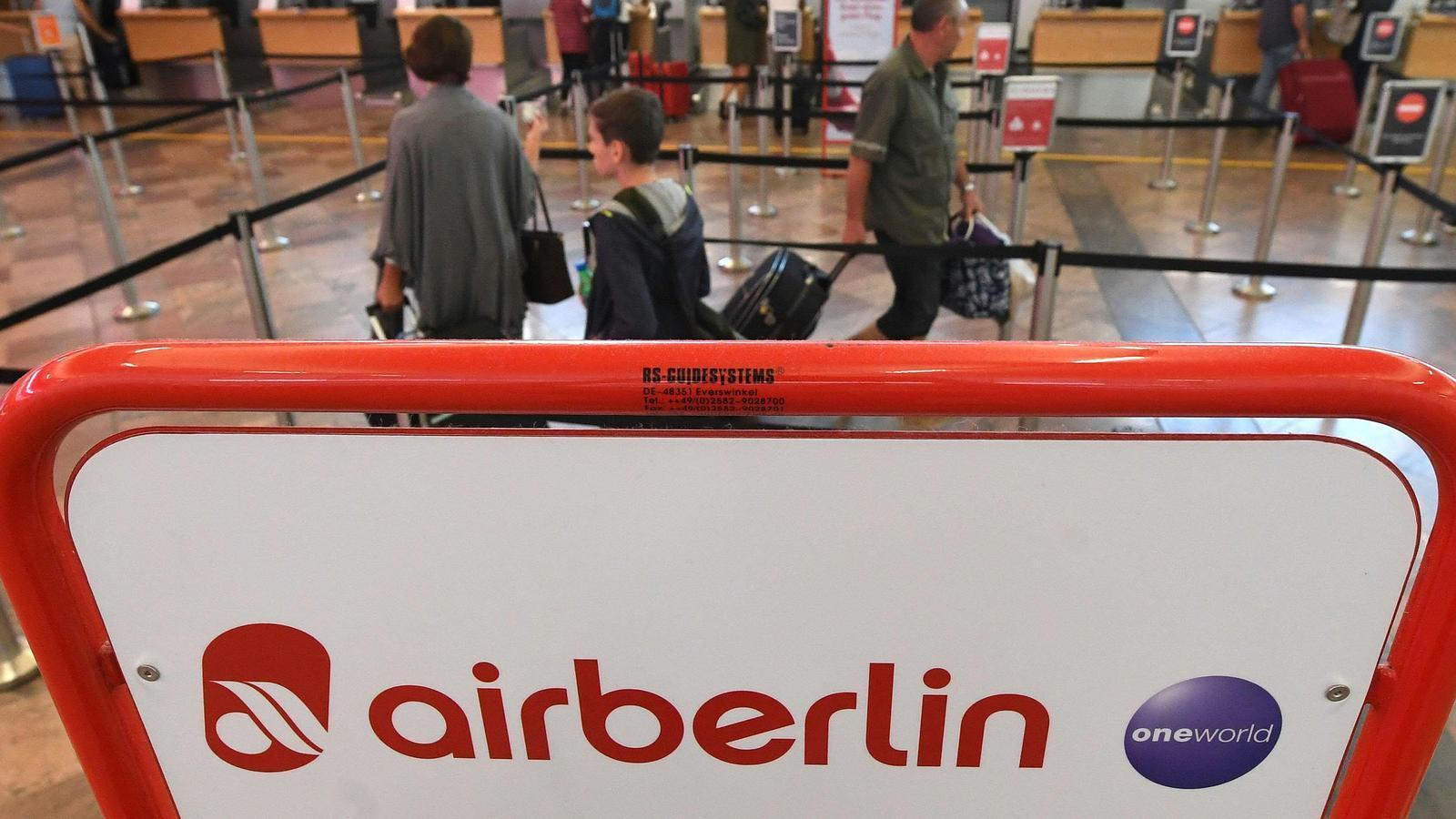 La Comissió Antimonopoli d'Alemanya critica l'interès de Lufthansa per comprar Air Berlin