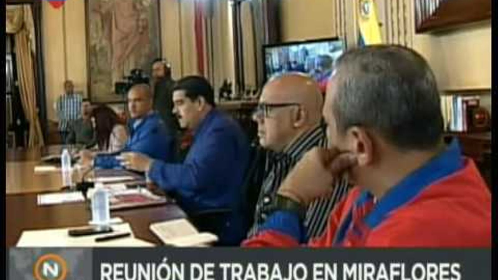 Maduro retreu a Rajoy que doni suport a la consulta de l'oposició veneçolana i no a l'1-O