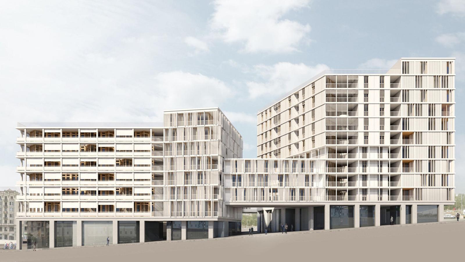 Barcelona tindr pisos p blics de lloguer el 2022 for Pisos de lloguer a barcelona