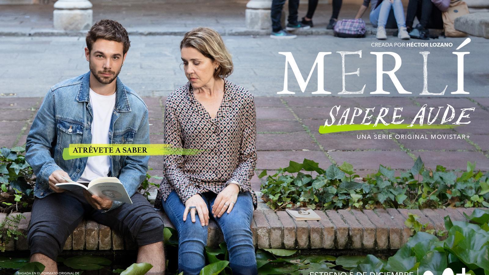 Així serà 'Merlí: sapere aude': arriba el primer tràiler de la sèrie