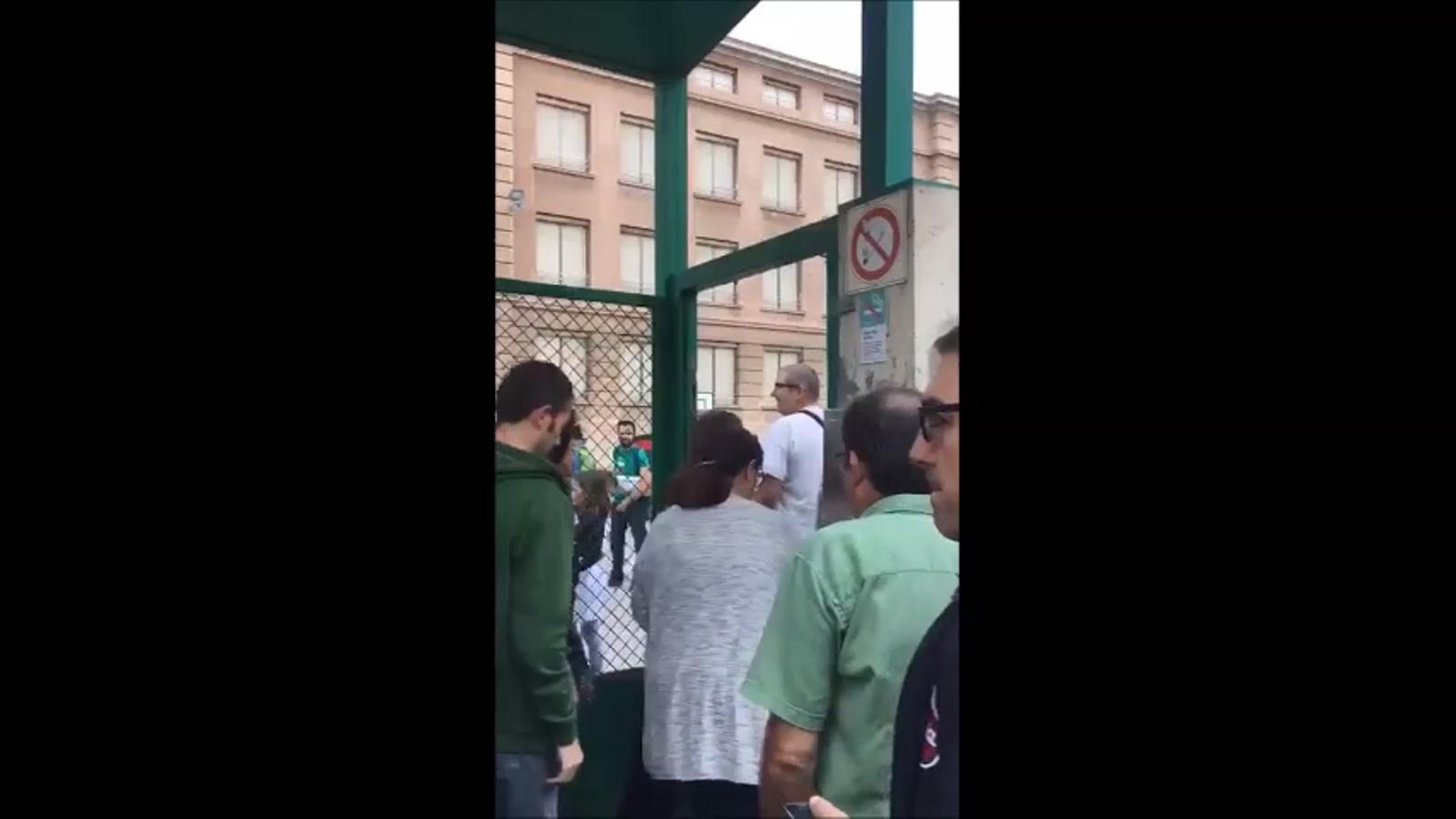 Els pares aconsegueixen obrir l'escola Pompeu Fabra de Vilanova i la Geltrú
