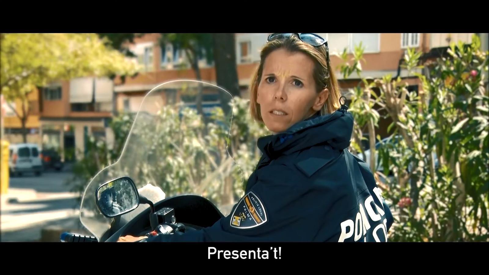 Campanya de Cort 'Tu també pots ser Policia Local de Palma. Presenta't!'