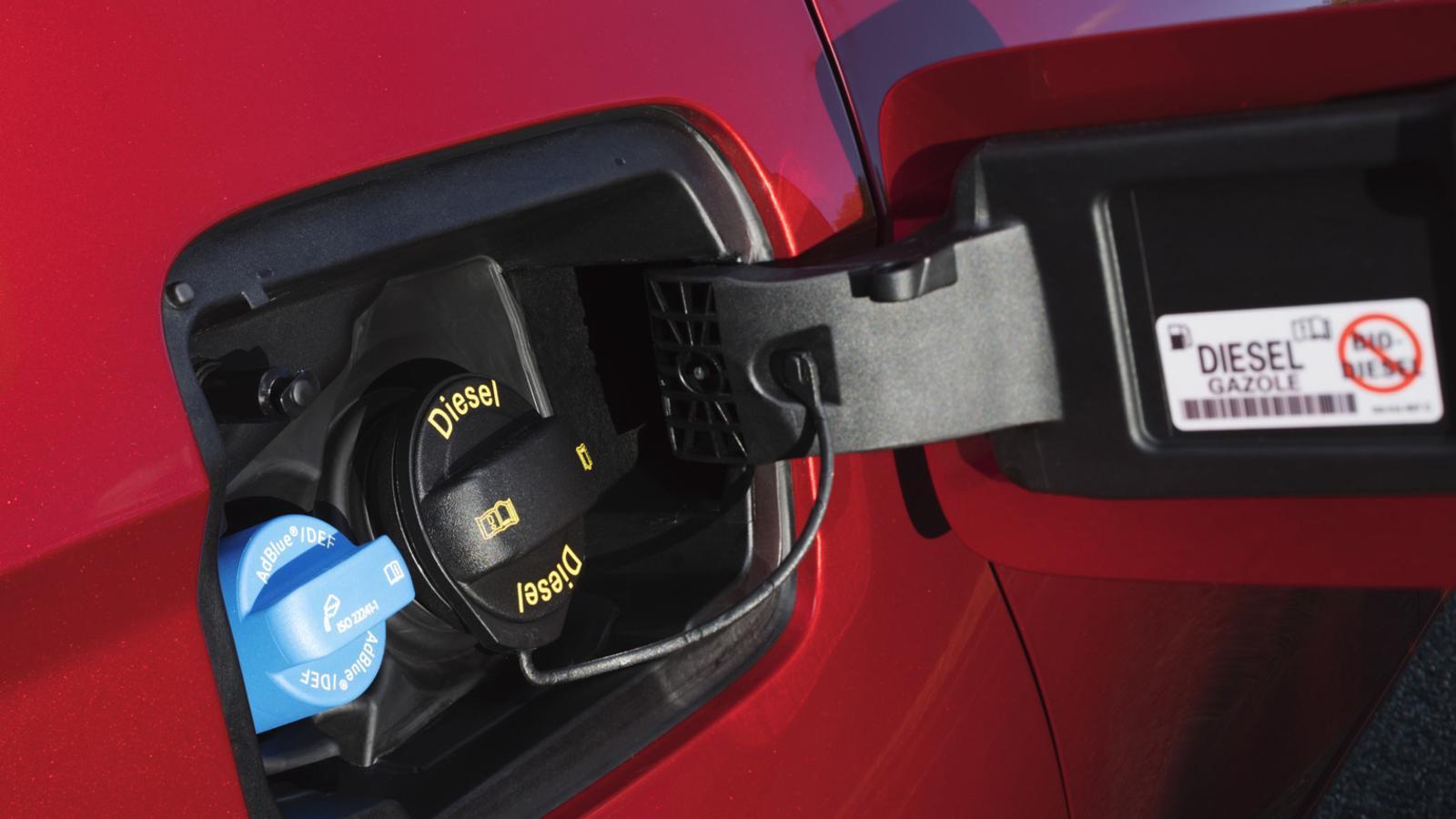 Els dièsel, en caiguda lliure: només representa el 38% dels cotxes nous