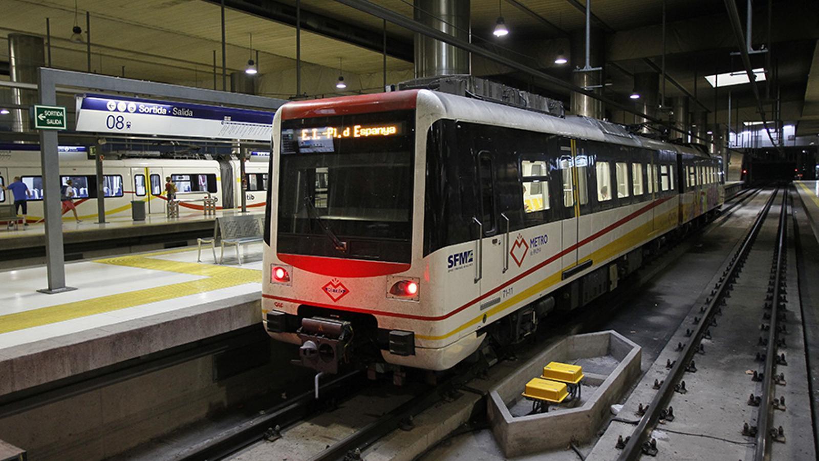 El jutjat d'instrucció 5 de Palma investiga si s'han produït delictes en l'adquisició de vagons de tren sense concurs propi.
