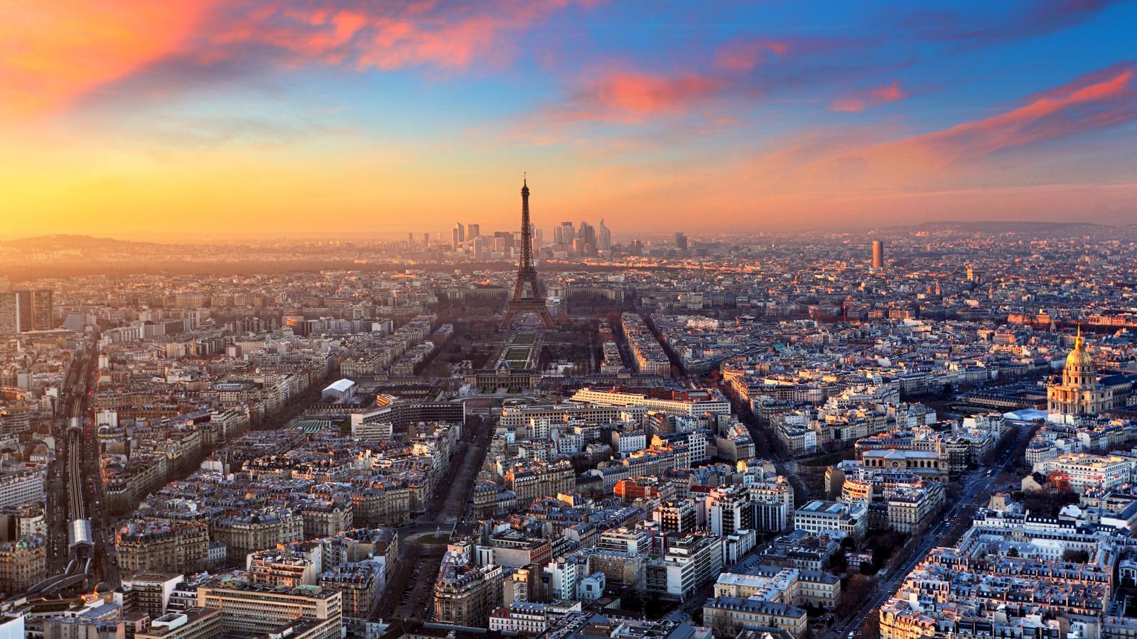 Imatge d'arxiu de París