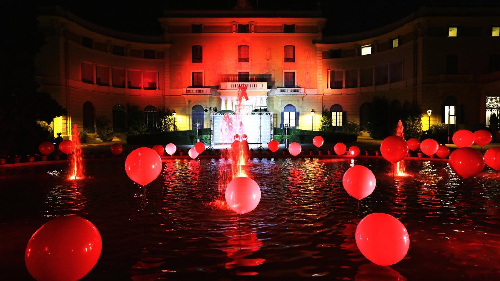 La festa People in Red recapta 456.000 euros contra la sida