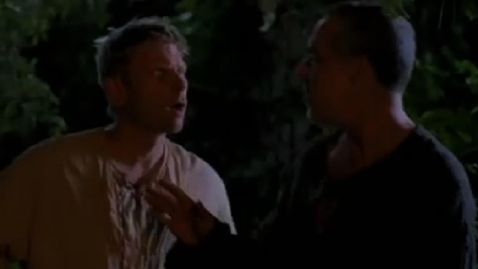 L'escena 'eliminada' de 'Lost'