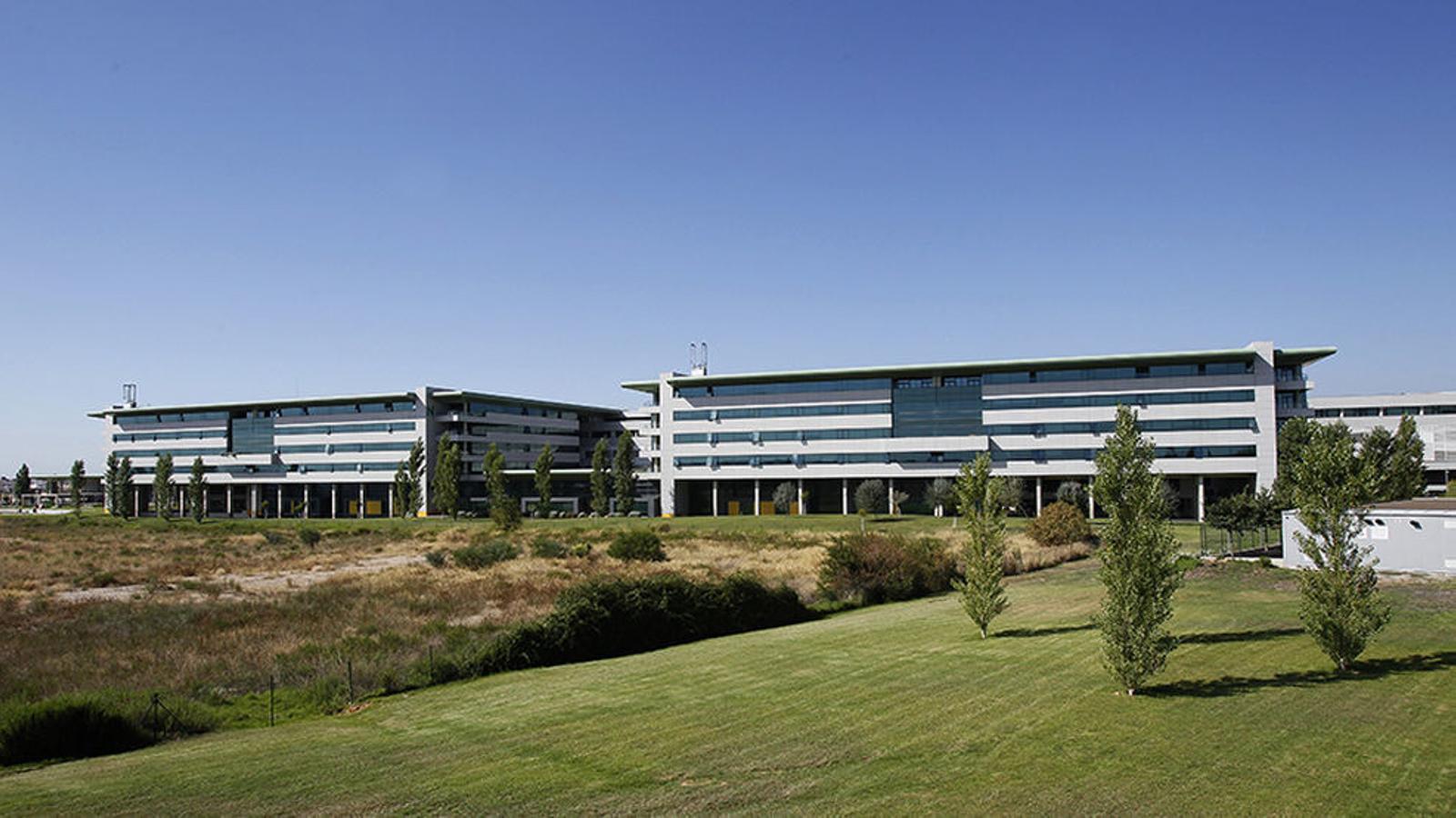 Hospital Universitari Son Espases.