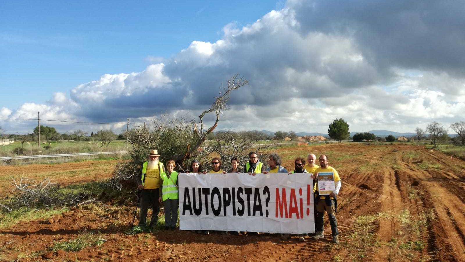 Les obres de l'autopista Llucmajor-Campos ja han començat.