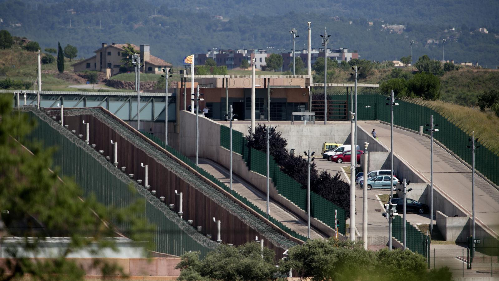 Una imatge d'arxiu del Centre Penitenciari de Lledoners