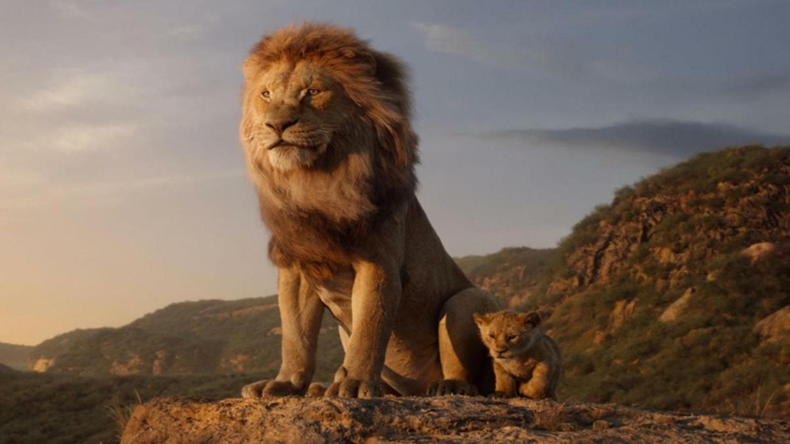 'El rey león', una adaptació hiperrealista i freda