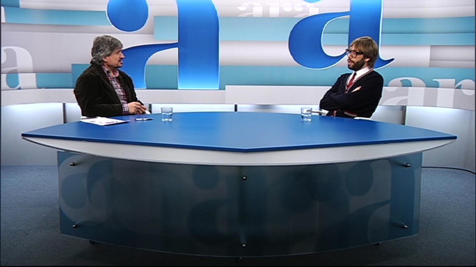 Entrevista de Carles Capdevila a Òscar Dalmau, per l''Ara TV Premium'