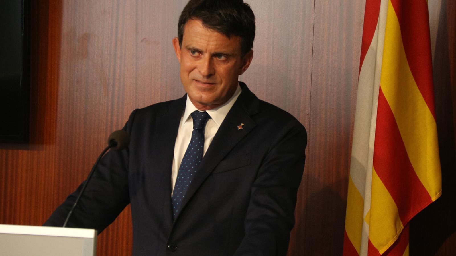 """Valls: """"Em quedo i exerciré de regidor"""""""