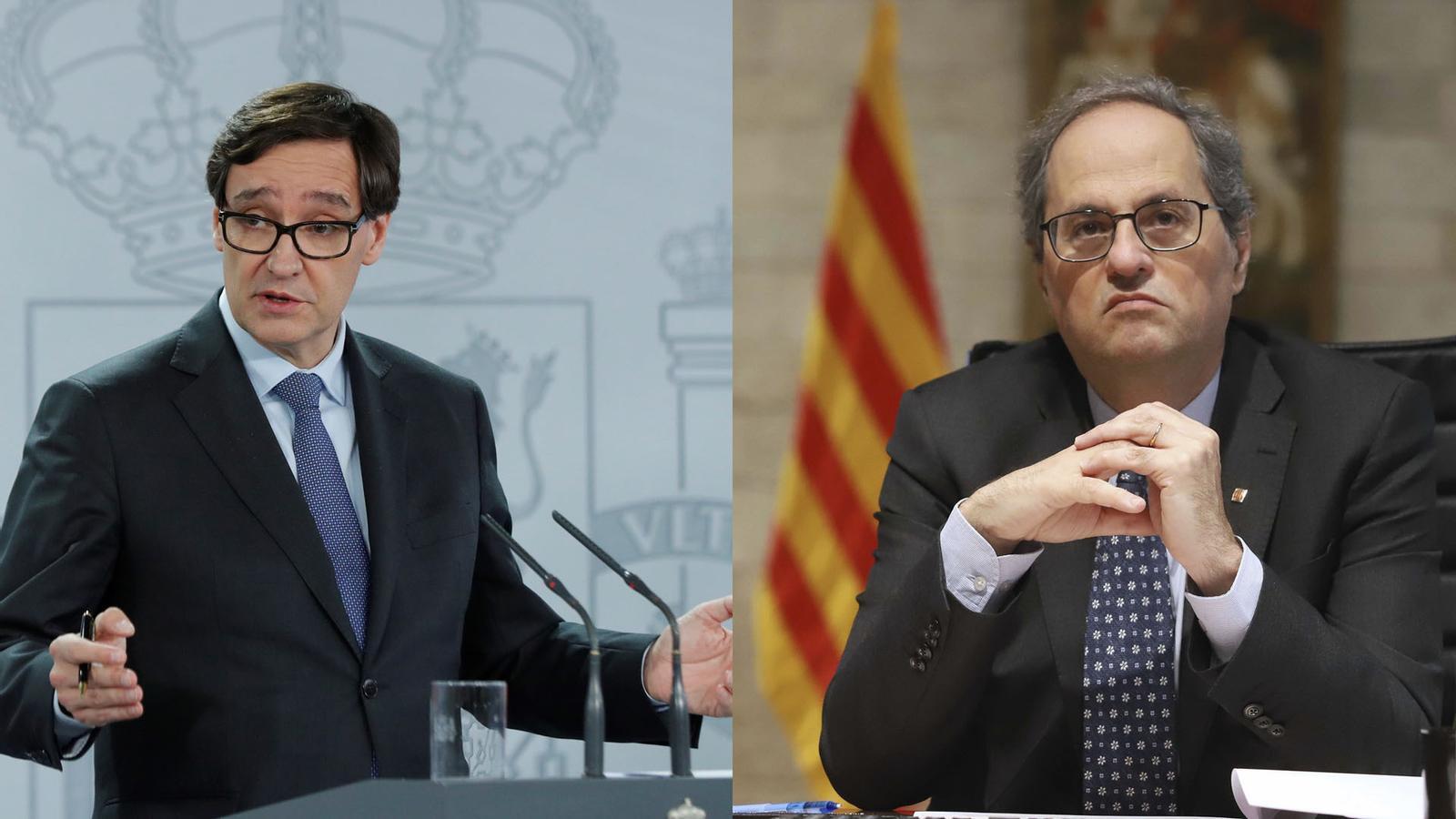 El ministeri decidirà dimecres si Barcelona i Lleida passen dijous a la fase 3 i els ERTO s'allargaran fins al 30 de setembre: les claus del vespre amb Antoni Bassas (15/06/2020)