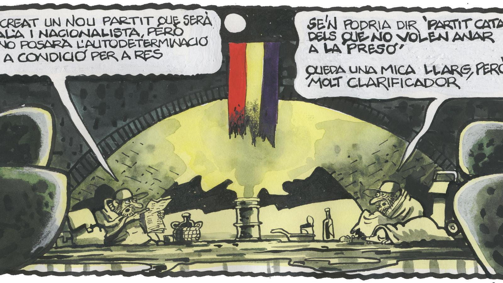 'A la contra', per Ferreres 26/05/2020