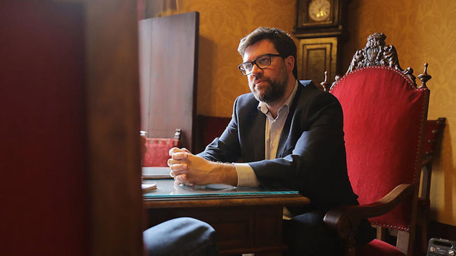 Noguera defensa la prohibició del lloguer vacacional als pisos de Palma.
