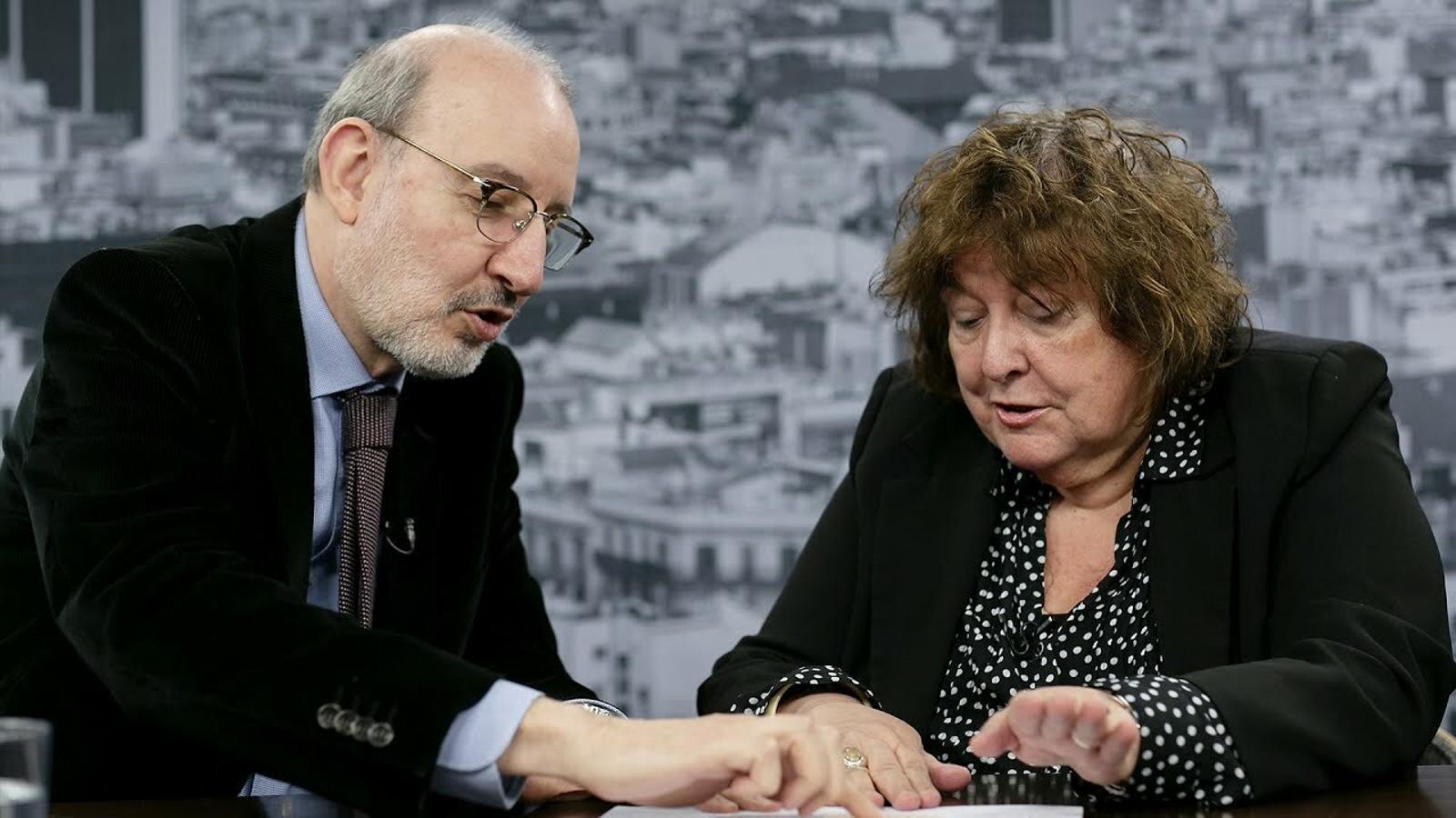 Entrevista d'Antoni Bassas a Anna Cabré