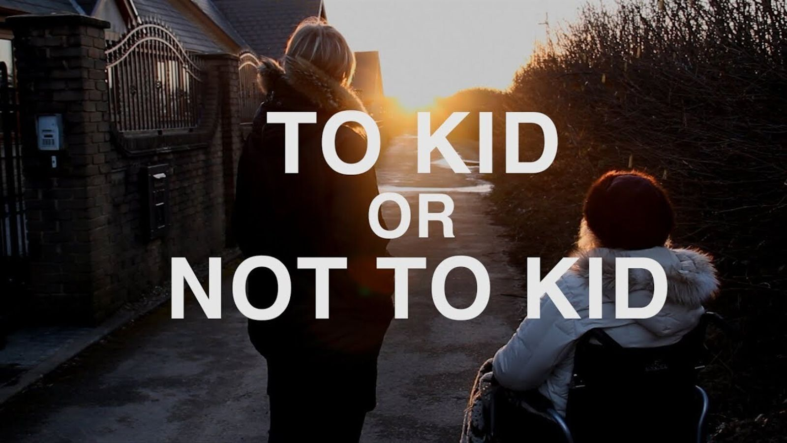 Tràiler de 'To kid or not to kid'