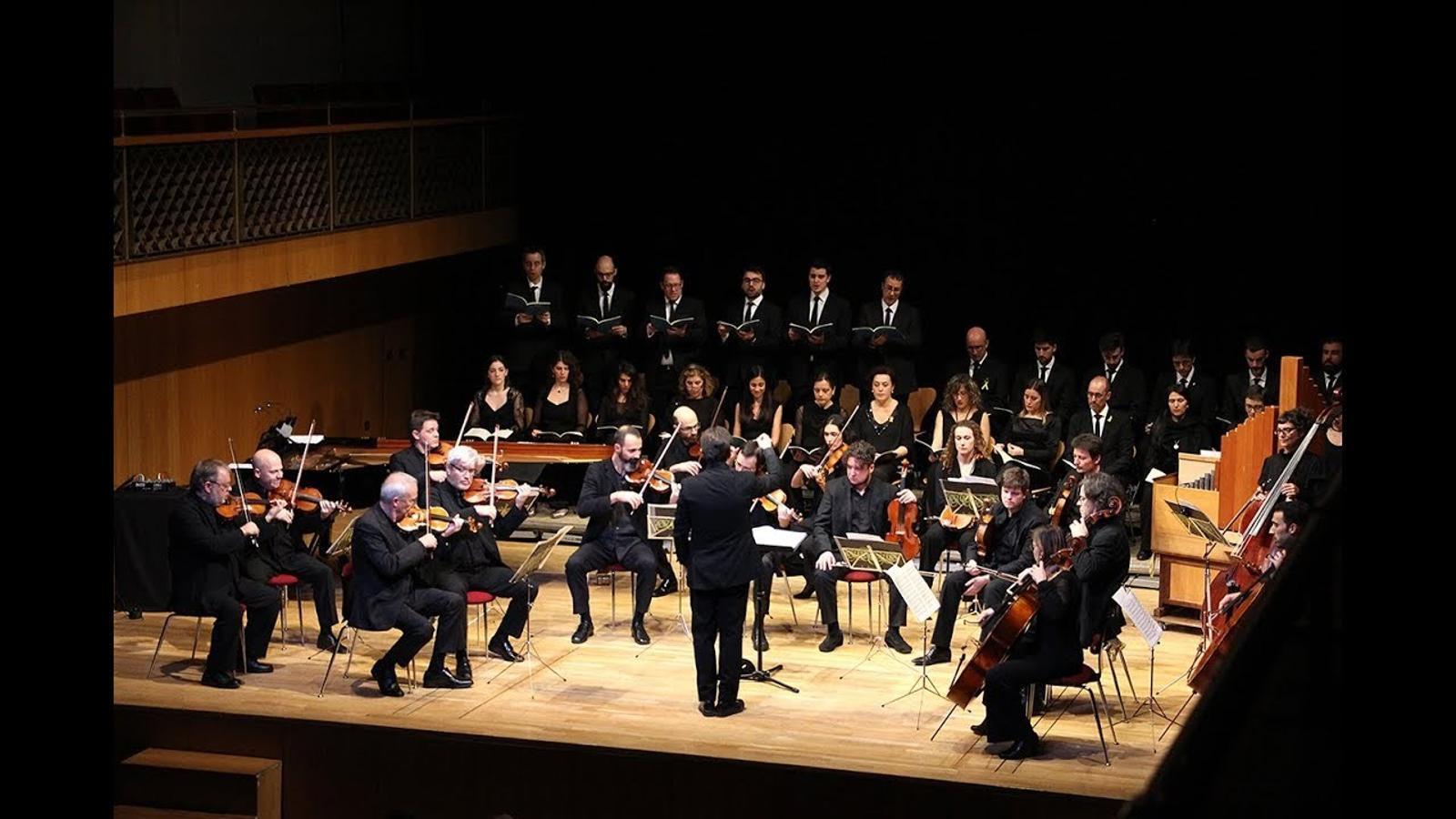 Diàleg musical entre Bach i Arvo Pärt