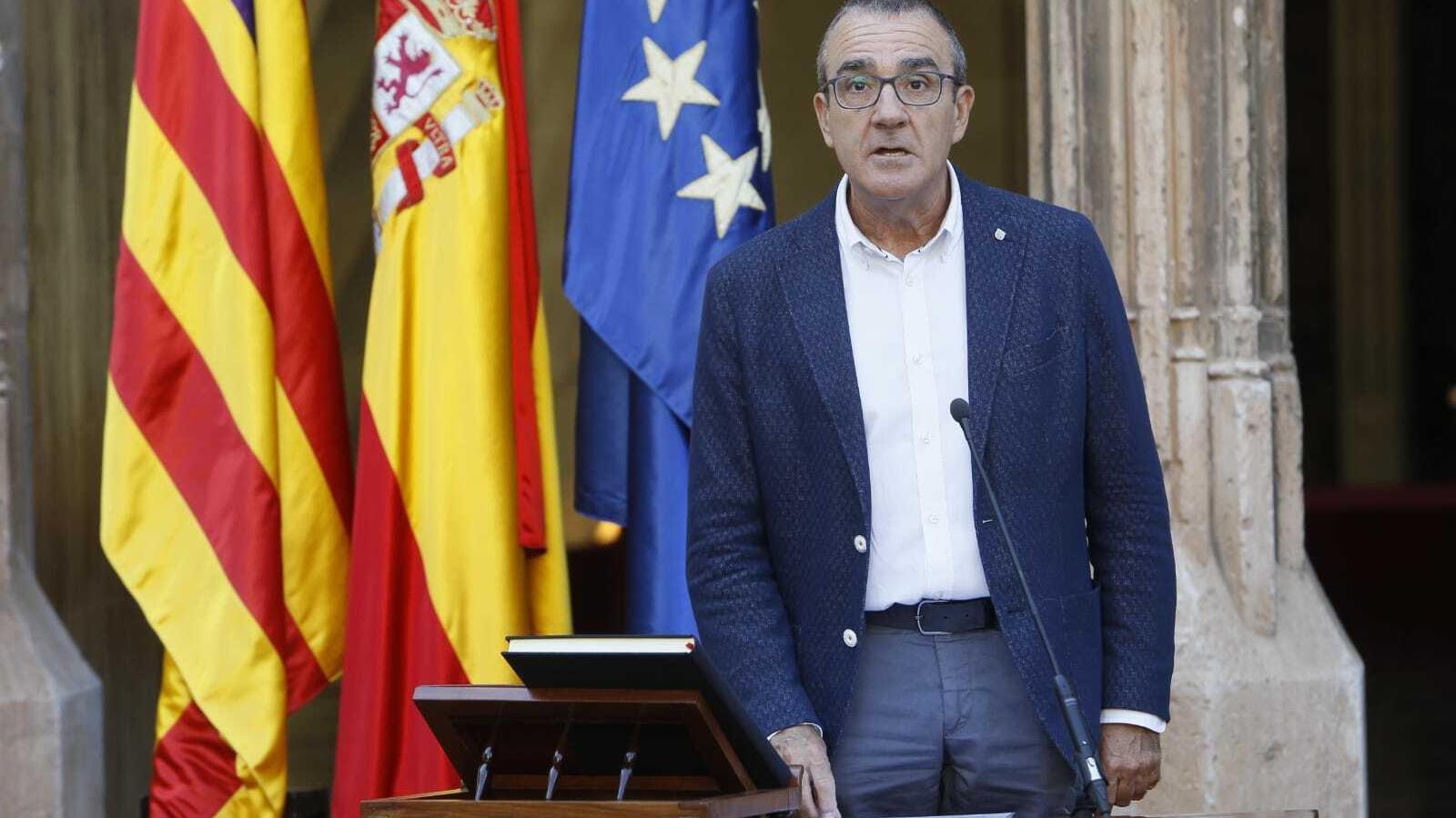 Yllanes, convençut que arribarà a un acord amb Madrid sobre la Llei de canvi climàtic