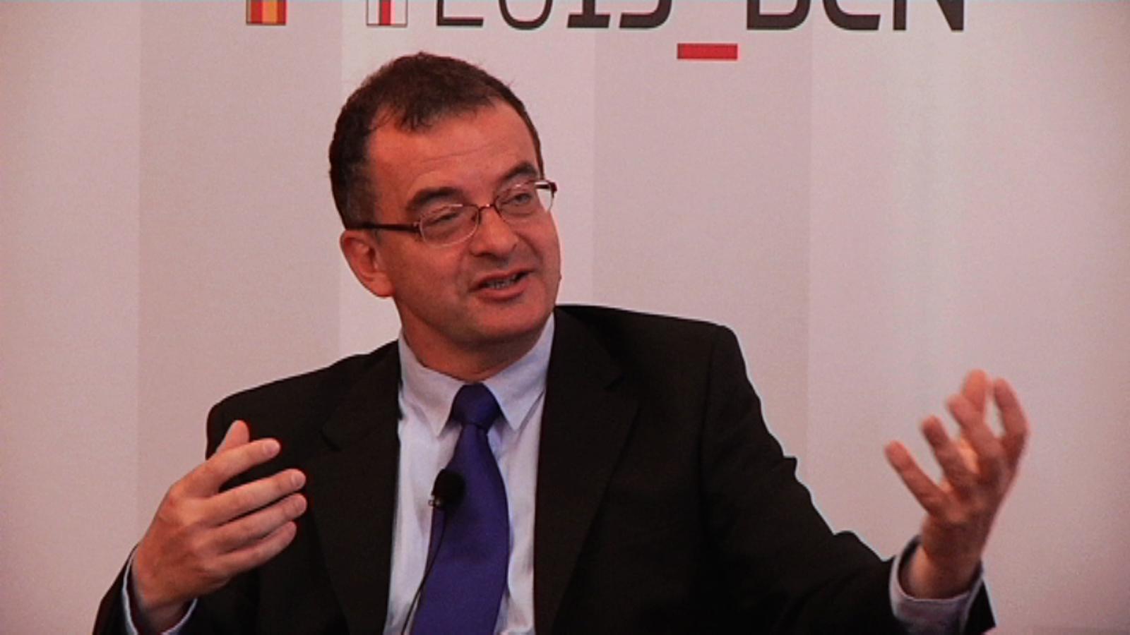 Alfred Bosch sobre el turisme: No l'hem socialitzat i ha causat problemes, hi ha deixadesa en la gestió