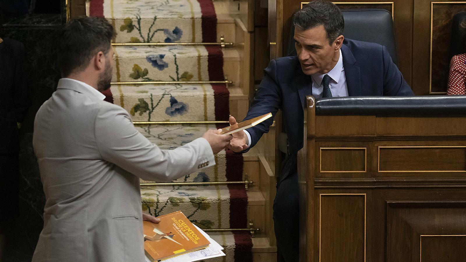 JxCat i ERC evidencien la distància estratègica al Congrés