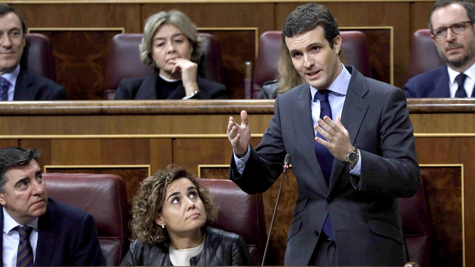 L'anàlisi d'Antoni Bassas: 'Casado, tu ets l'atemptat a l'interès d'Espanya'